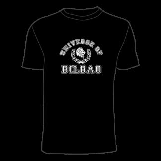 Camiseta UNIVERSE OF BILBAO (Leoia) elastikoa